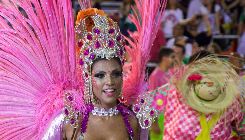 carnival rio1 The Rio Carnival 2014 in Photos