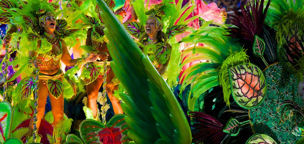 carnival rio10 The Rio Carnival 2014 in Photos