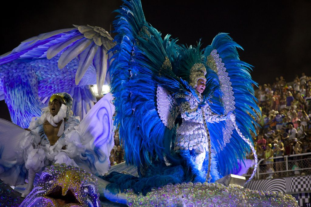 carnival rio2 The Rio Carnival 2014 in Photos