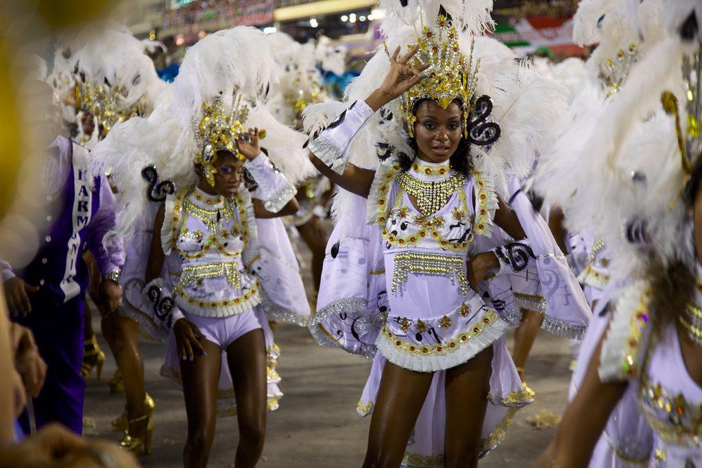 carnival rio5 The Rio Carnival 2014 in Photos