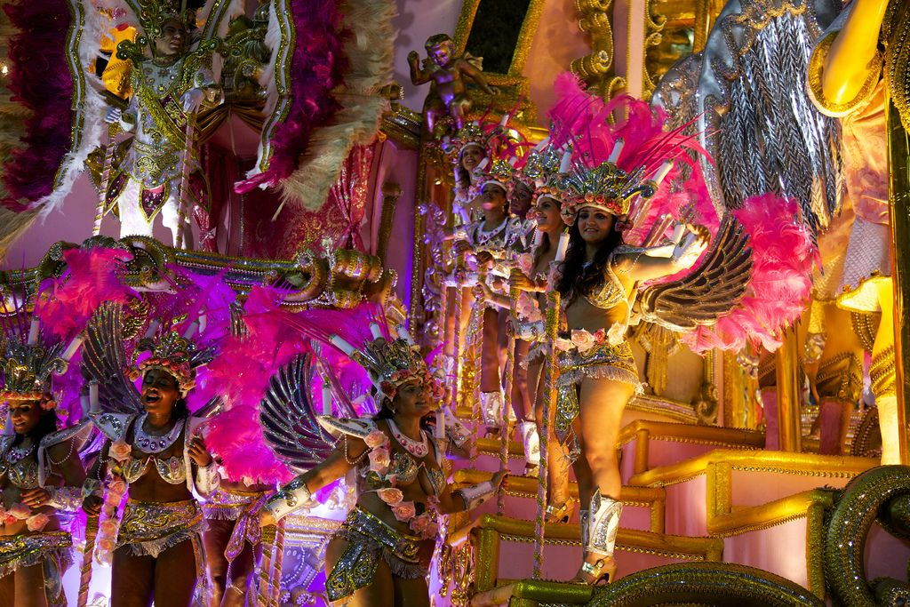 carnival rio9 The Rio Carnival 2014 in Photos