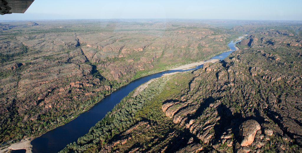 kakadu national park3 BushWalking Across Kakadu National Park