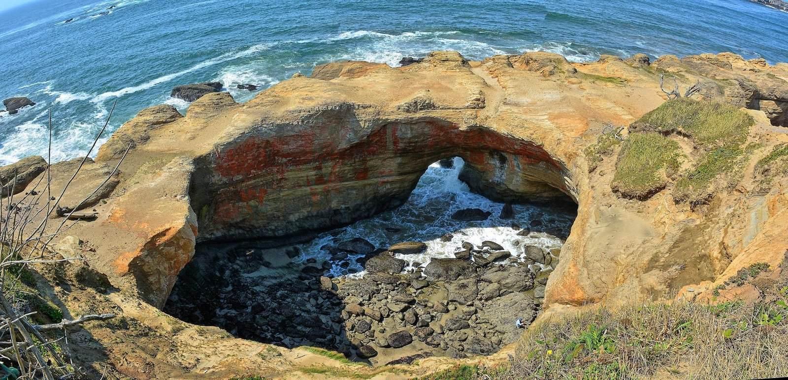 oregon coast1 Day at Oregon Coast