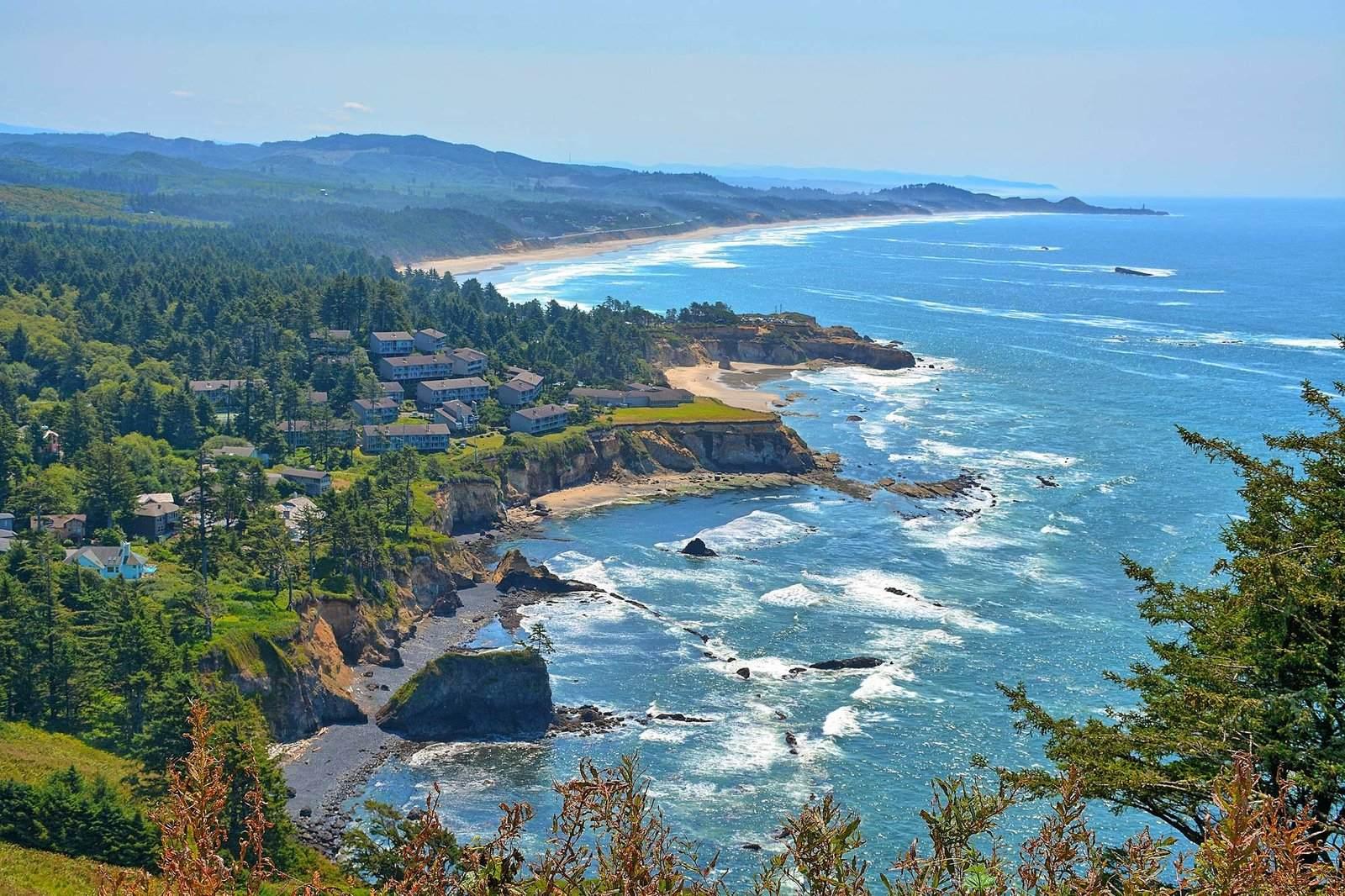 oregon coast6 Day at Oregon Coast