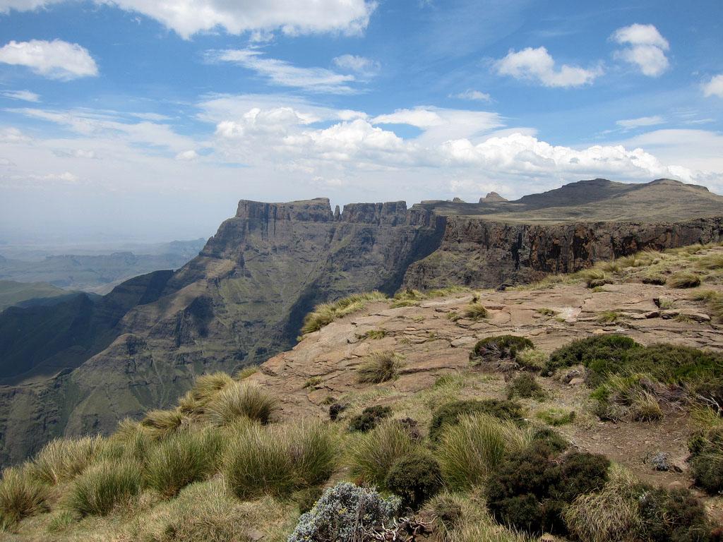 drakensberg2 Drakensberg Park   South African Outstanding Nature Reserve