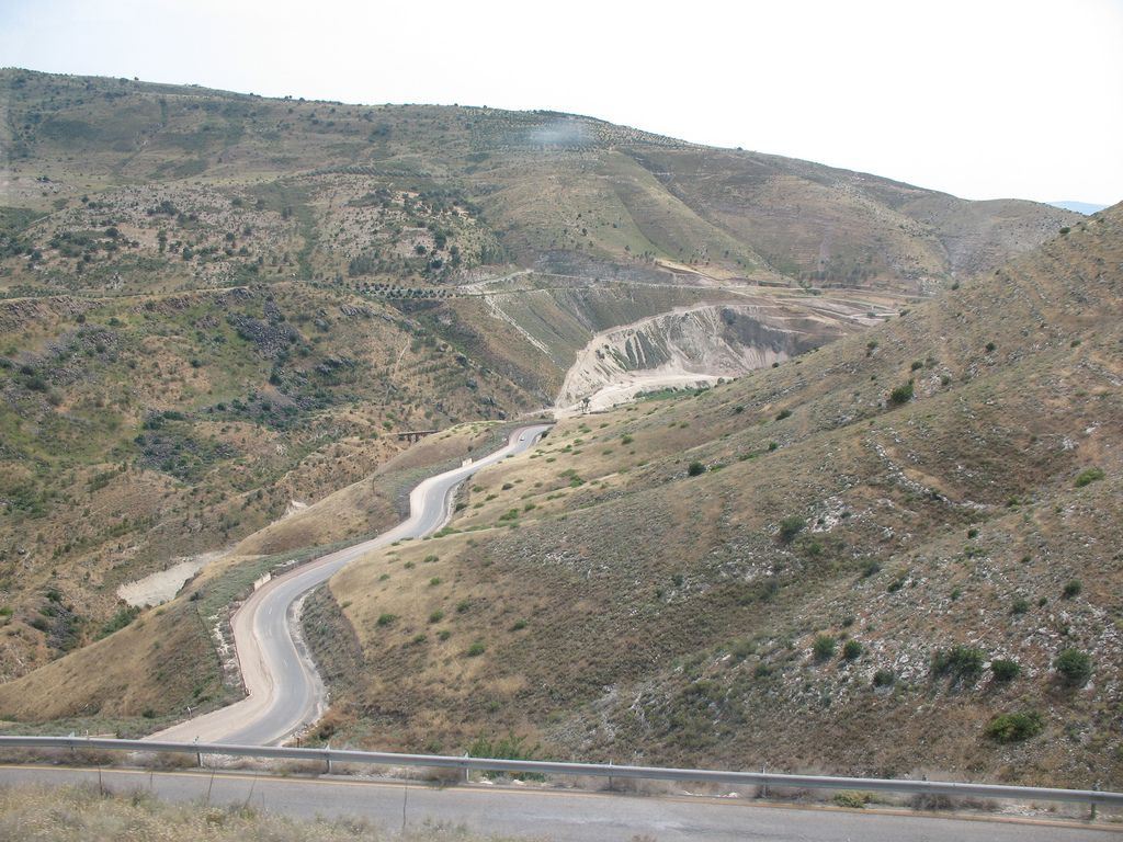 golan heights10 The Golan Heights   Under Cover of the Israel Air Force