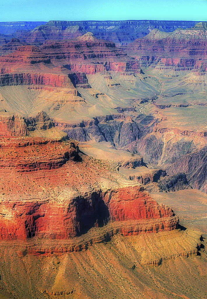 grand canyon national park10 The Grand Canyon in Gorgeous Colors