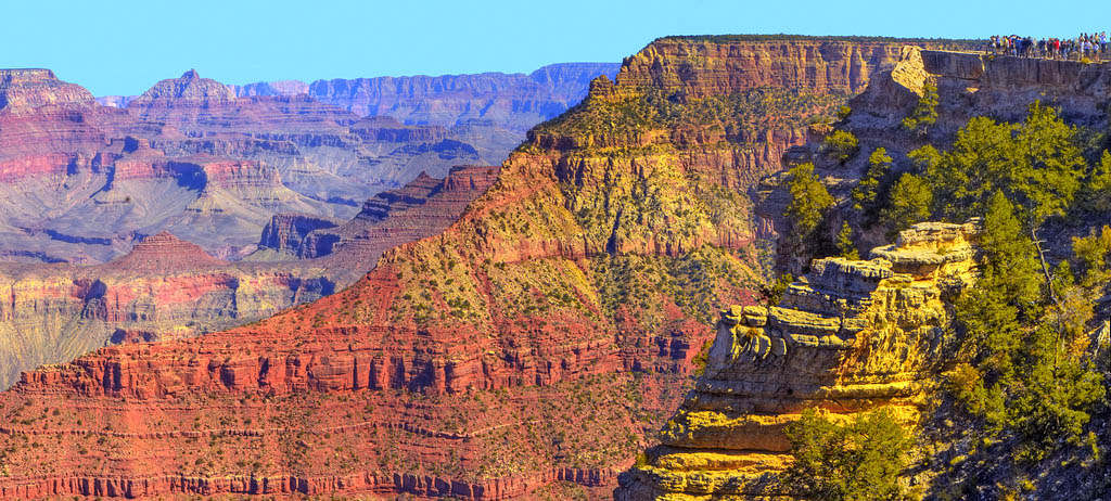 grand canyon national park6 The Grand Canyon in Gorgeous Colors