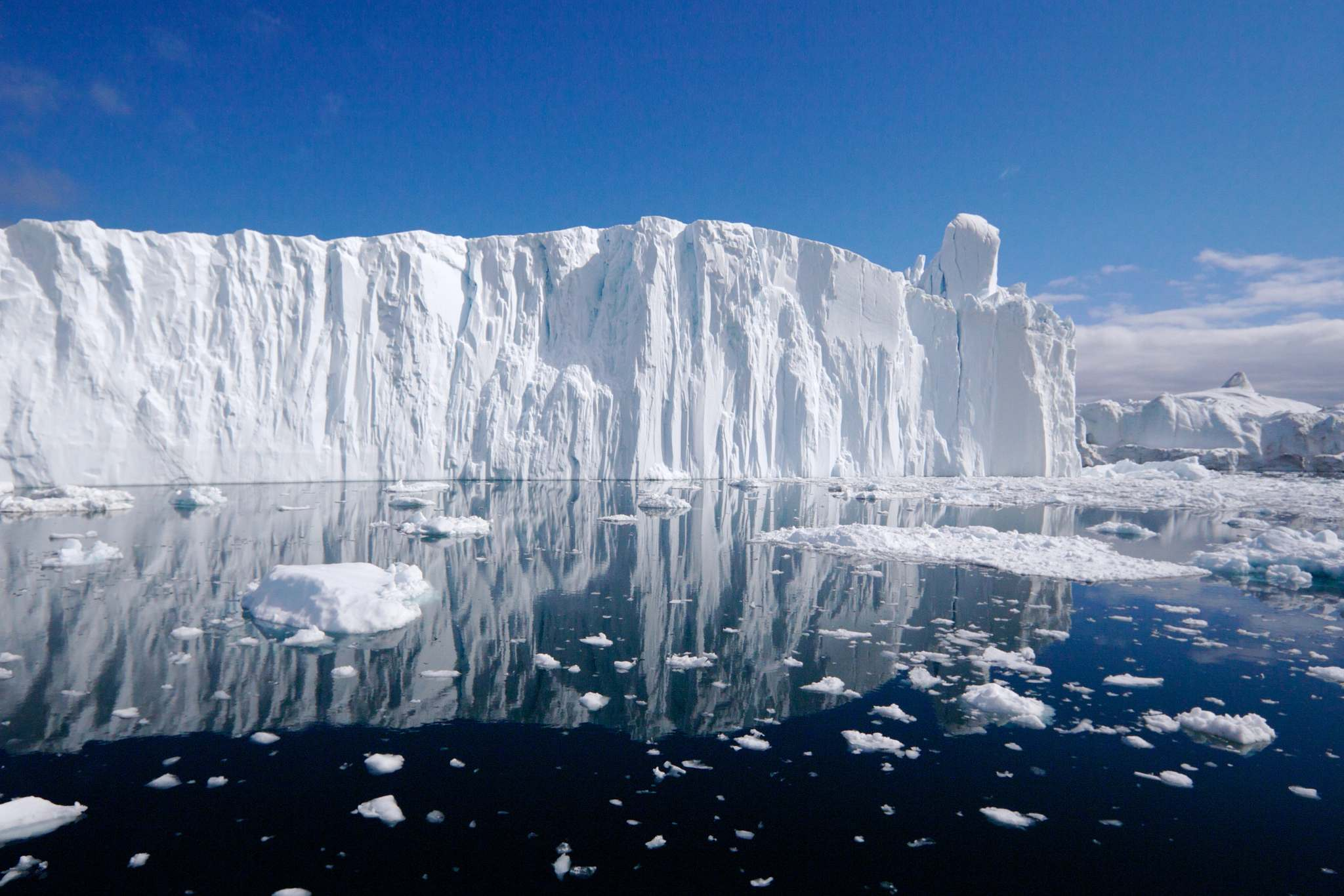 icefjord ilulissat The icefjord in Ilulissat, Greenland