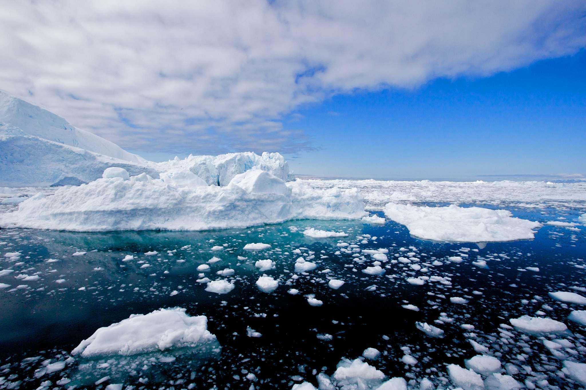 icefjord ilulissat1 The icefjord in Ilulissat, Greenland