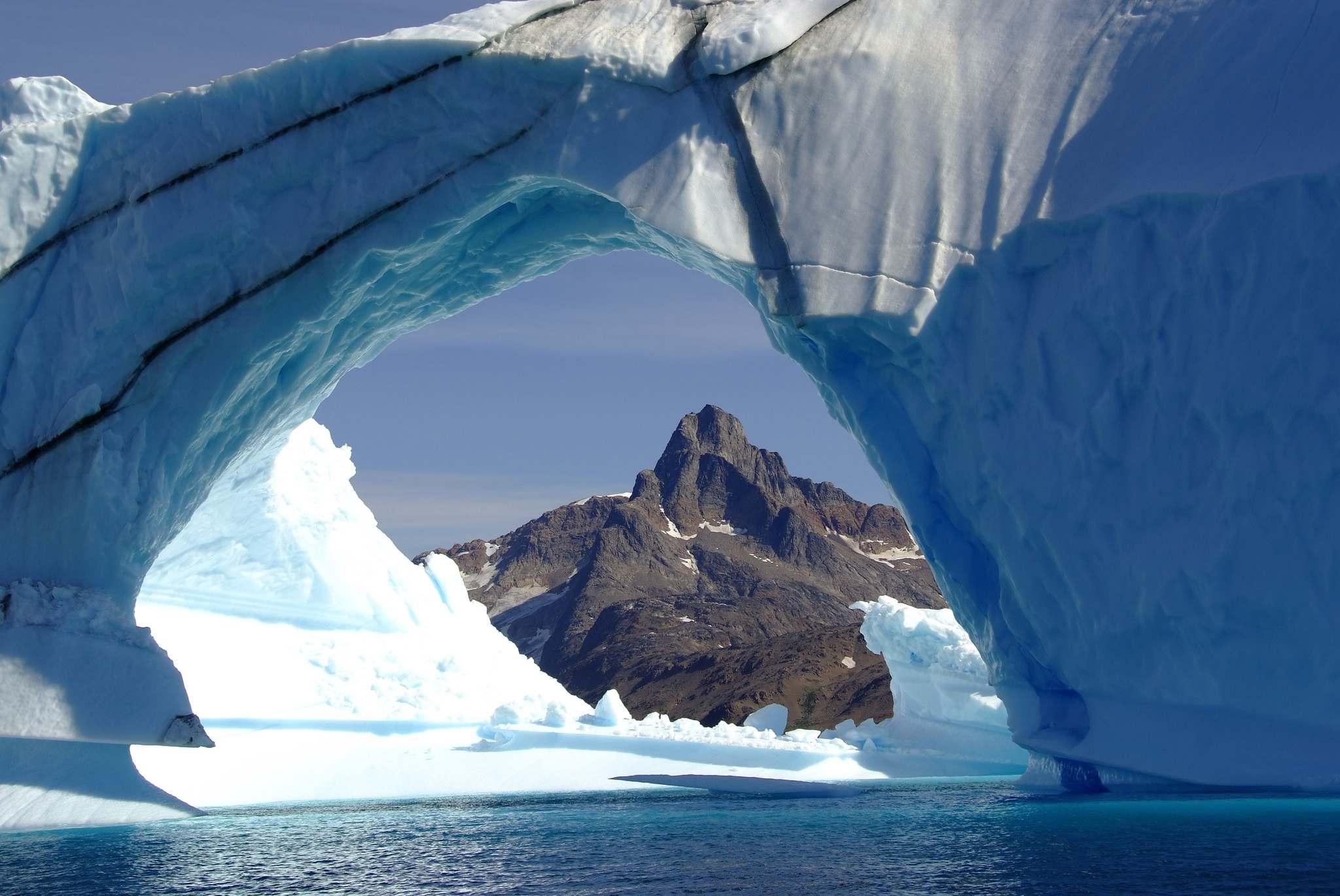 icefjord ilulissat2 The icefjord in Ilulissat, Greenland