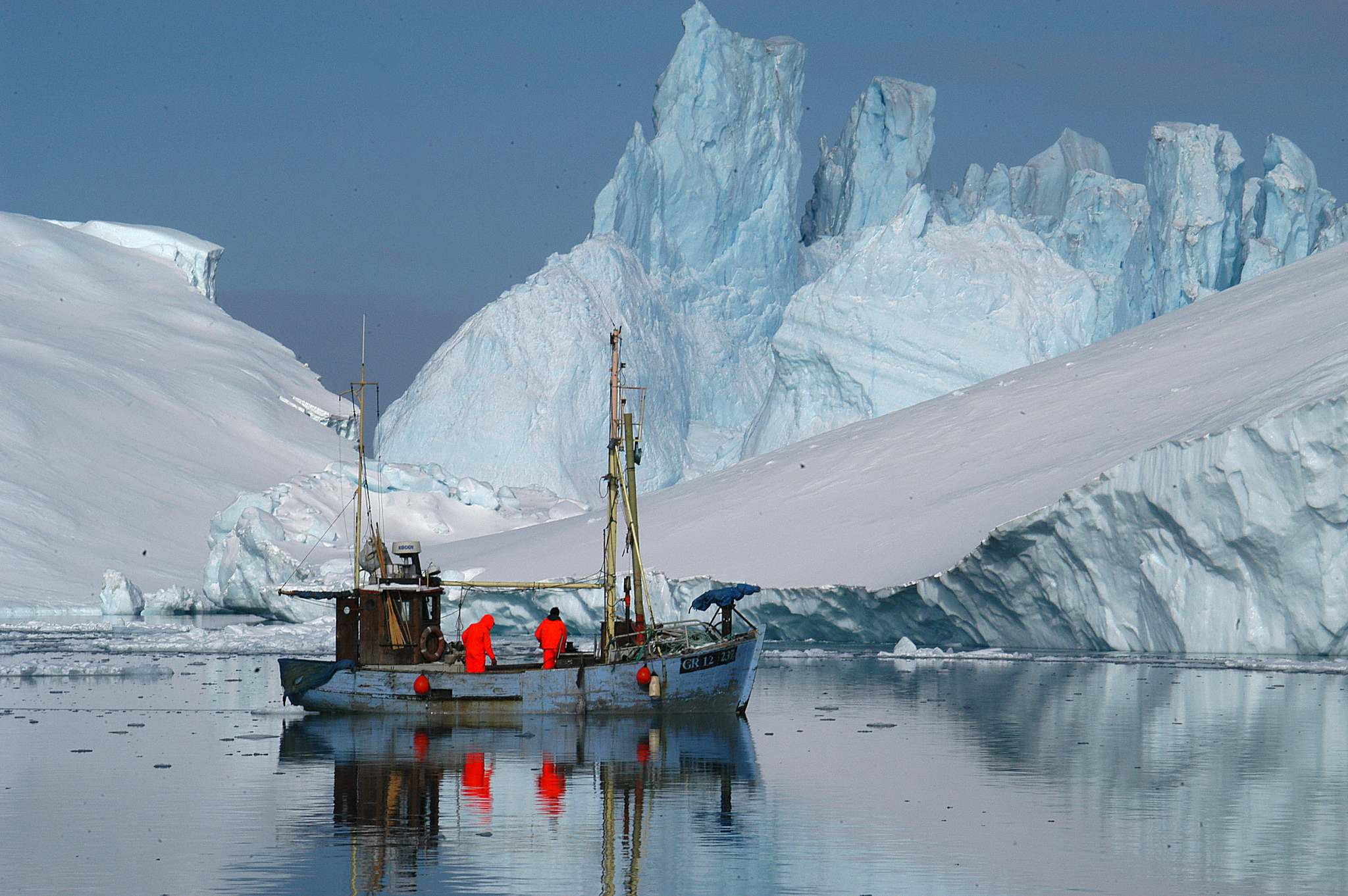 icefjord ilulissat3 The icefjord in Ilulissat, Greenland