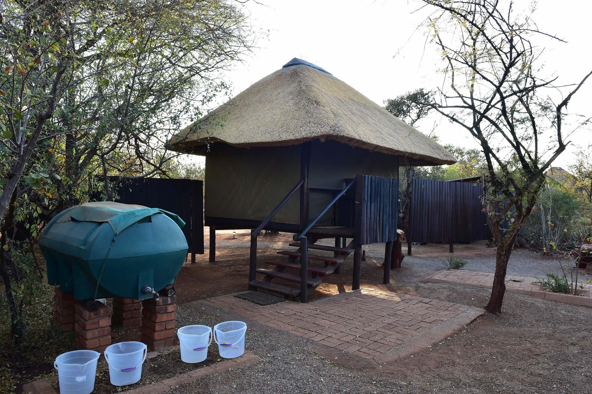 mosetlha bush camp8 Mosetlha Bush Camp at Madikwe Game Reserve
