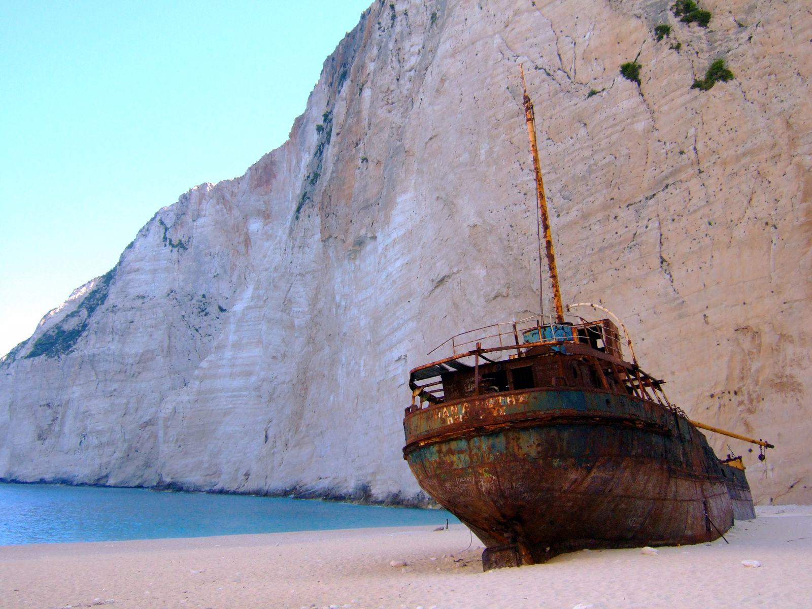 navagio beach2 Most Spectacular Navagio Beach, Zakynthos