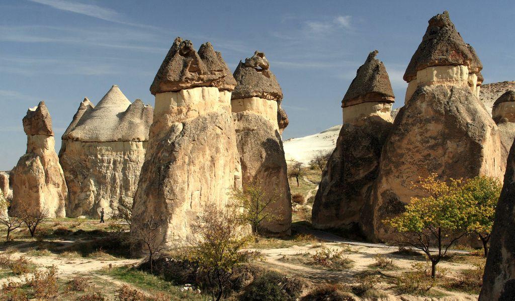 cappadocia rock site Nature Wonder Cappadocia