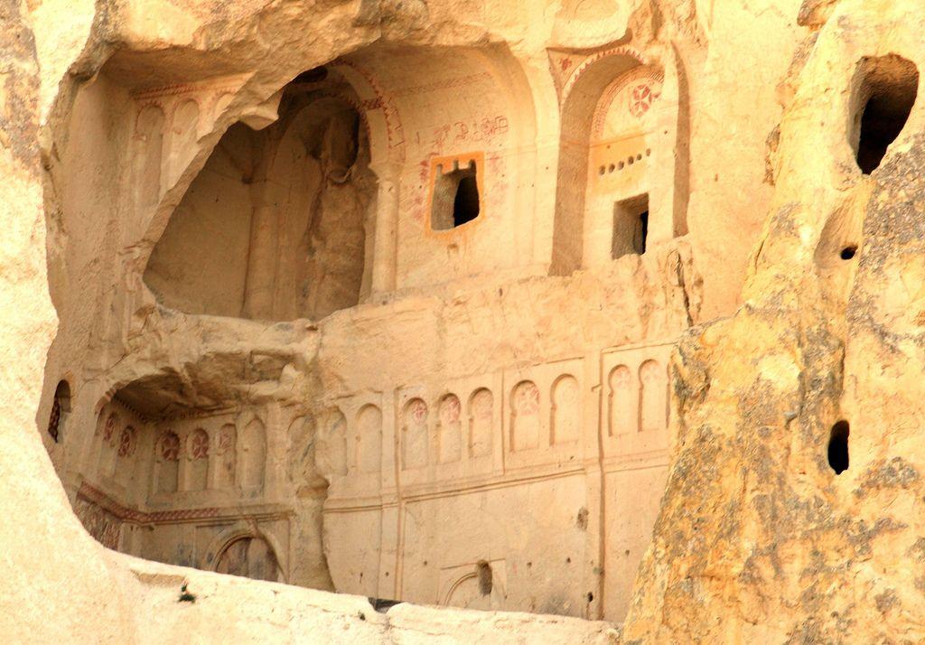 cappadocia rock site11 Nature Wonder Cappadocia