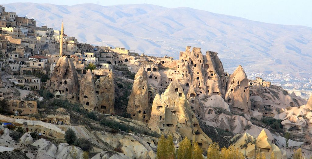 cappadocia rock site16 Nature Wonder Cappadocia