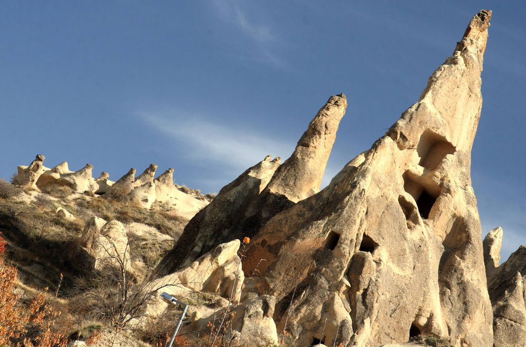 cappadocia rock site3 Nature Wonder Cappadocia