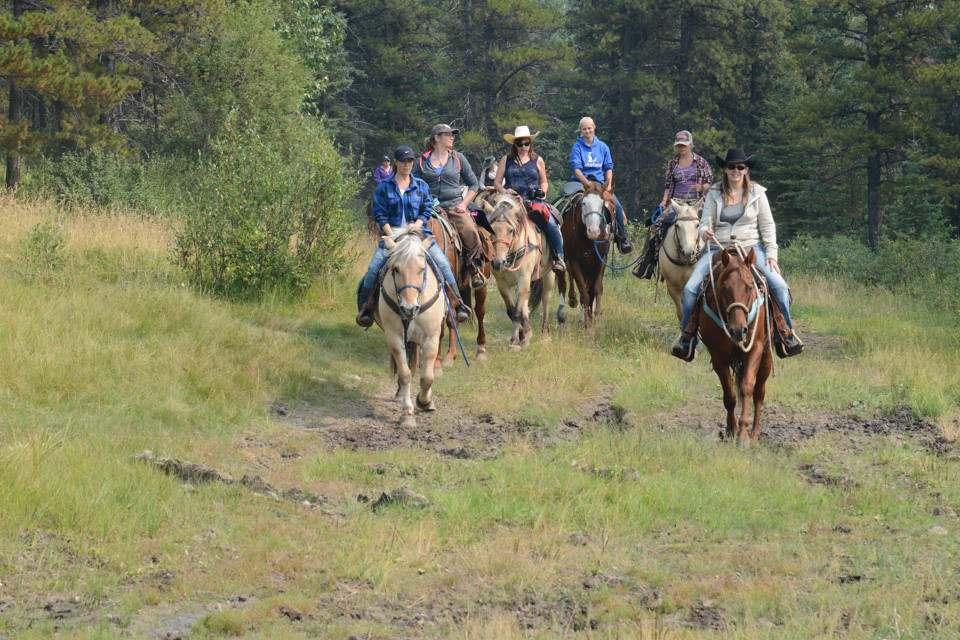 wild deuce3 Riding at Wild Deuce, Rocky Mountains
