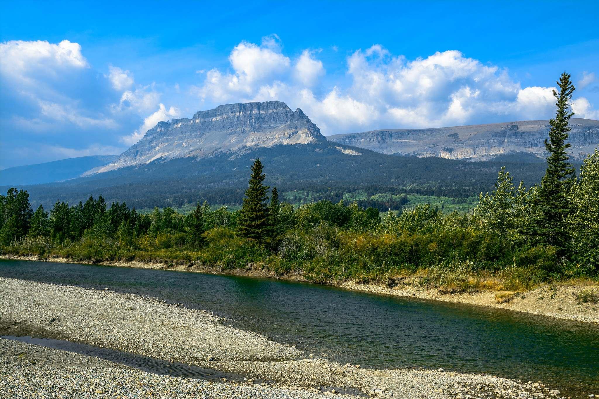 glacier national park13 Scenic Glacier National Park, Montana