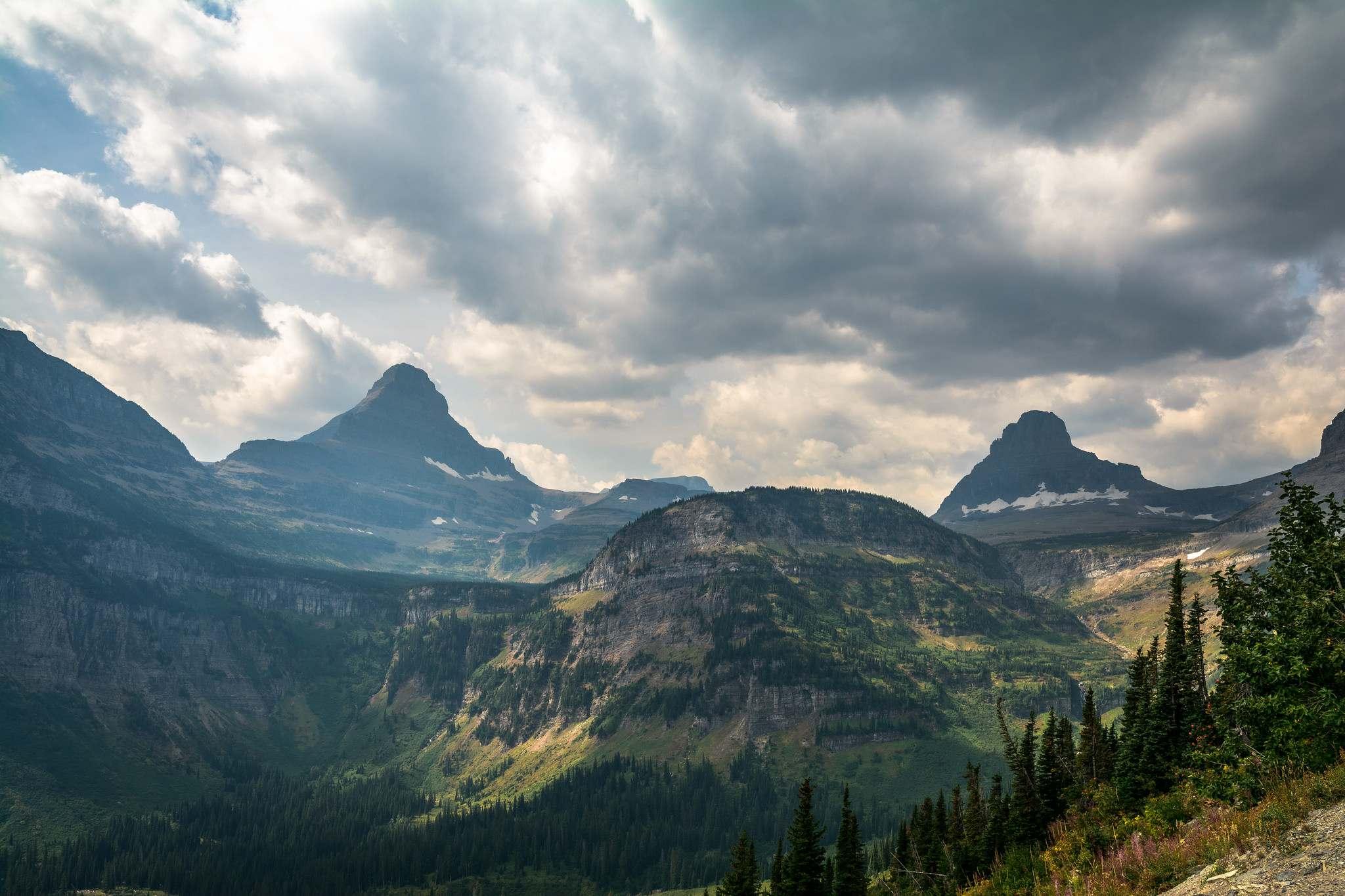 glacier national park8 Scenic Glacier National Park, Montana