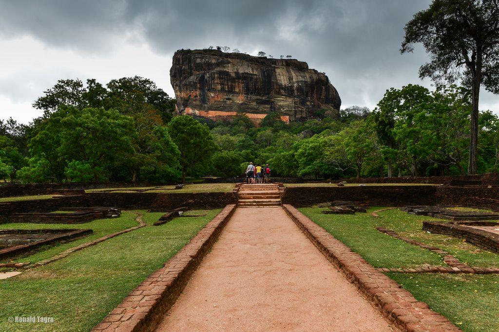 sigiriya1 Sigiriya   Rock Fortress, Sri Lanka
