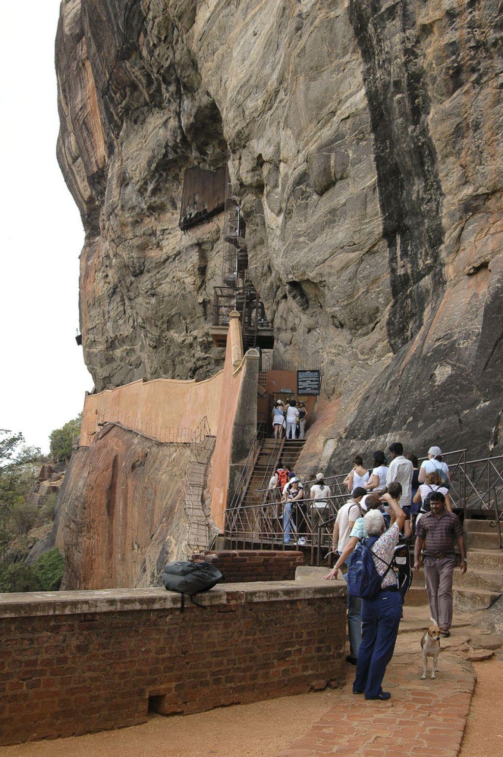 sigiriya5 Sigiriya   Rock Fortress, Sri Lanka