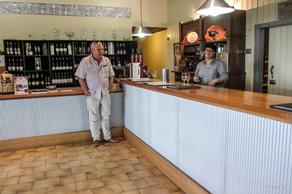 wine path8 Wine Path at Barossa Valley, Australia