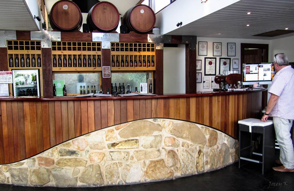 wine path9 Wine Path at Barossa Valley, Australia