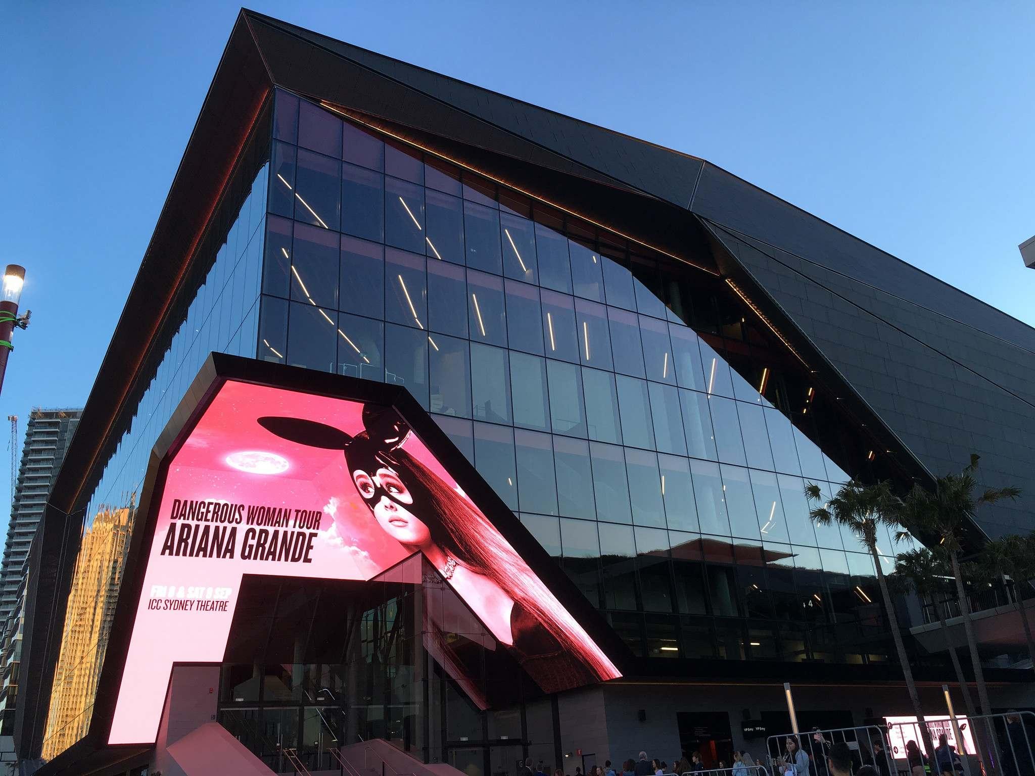ariana grande1 Ariana Grande   Dangerous Woman Tour in Sydney, Australia