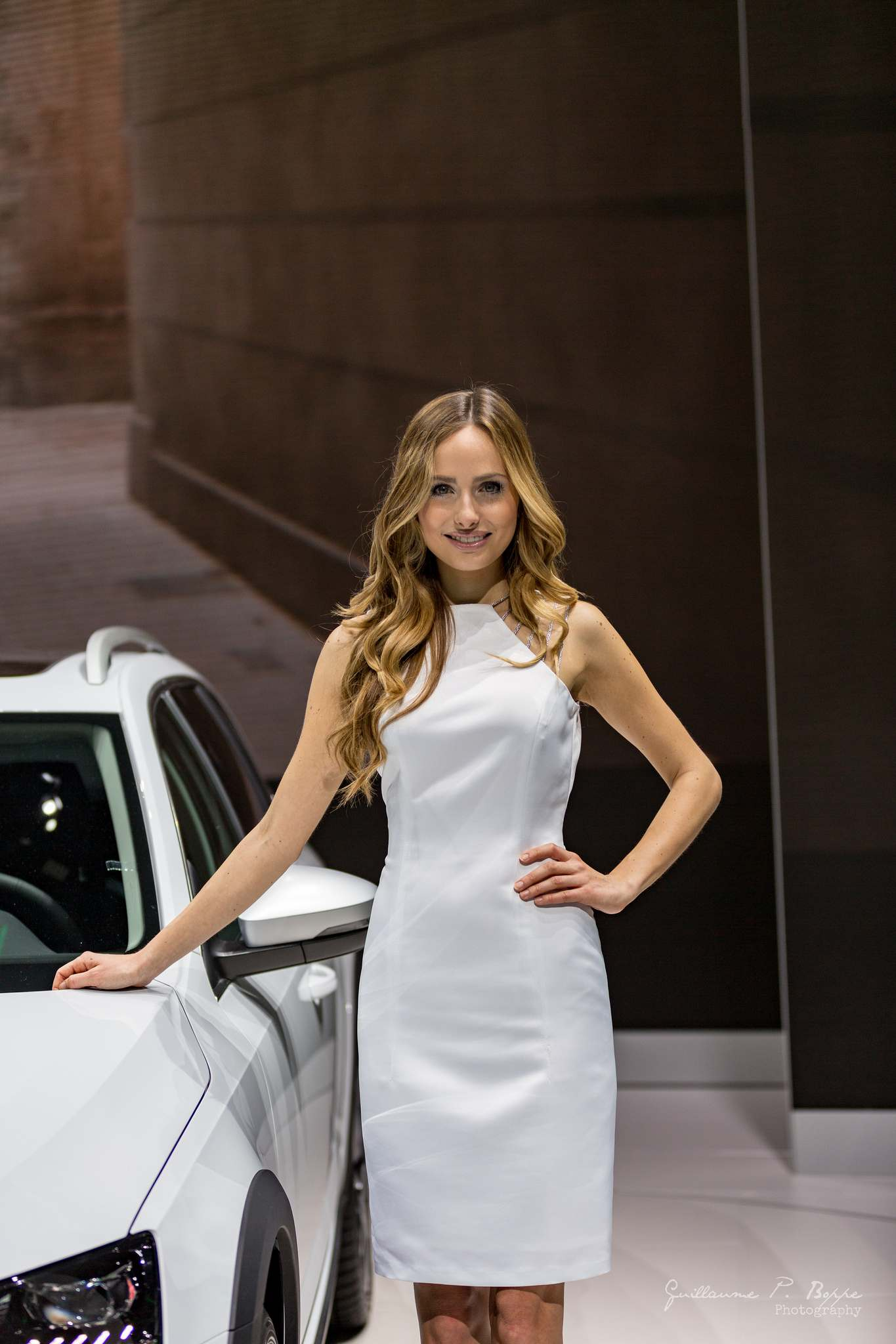 sexy hostess10 Beauty at Geneva International Motor Show 2017