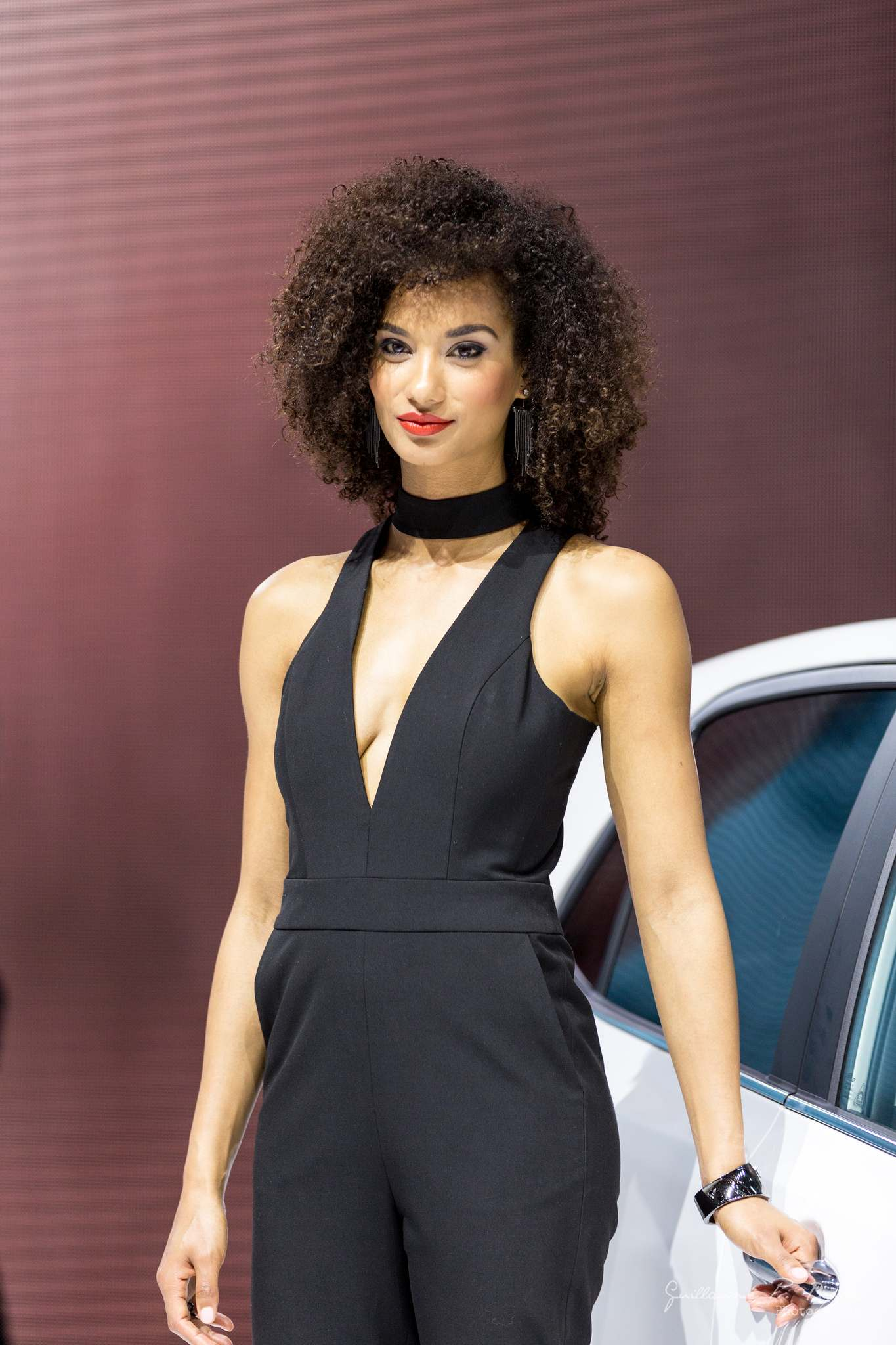 sexy hostess9 Beauty at Geneva International Motor Show 2017