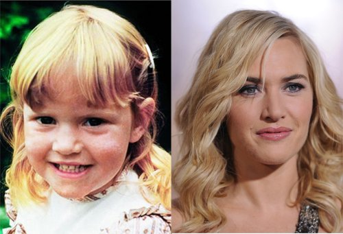 6 When Celebrities Where Kids