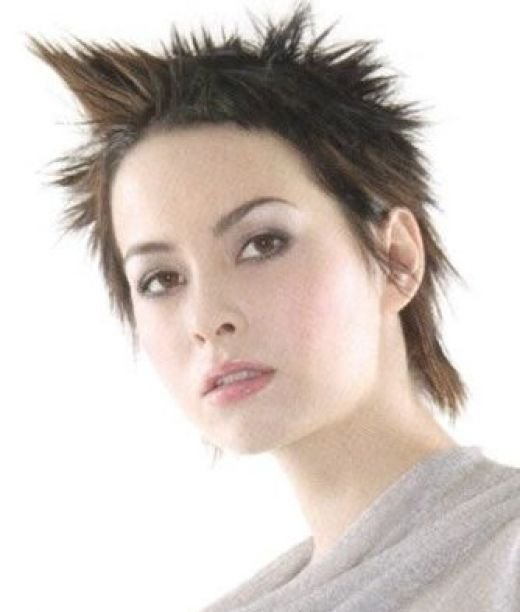 1 Cool and Silly Modern Age Short and Long Women Hairstyles