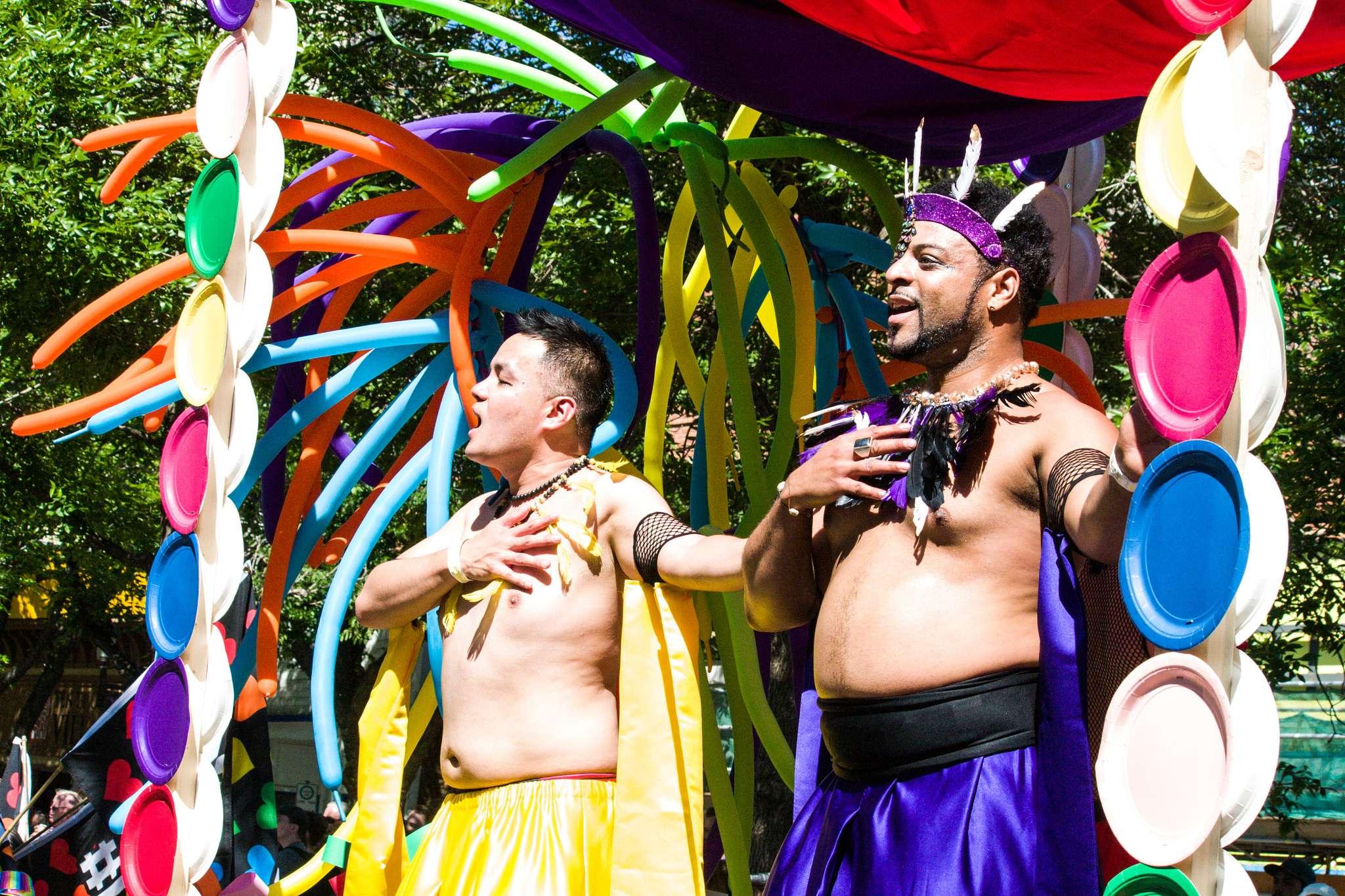 pride parade2 Edmonton Pride Parade 2016