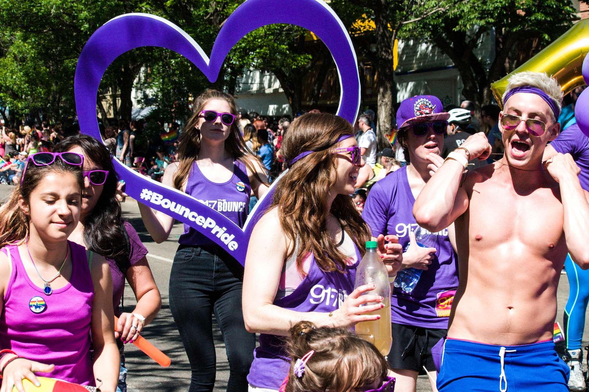 pride parade4 Edmonton Pride Parade 2016