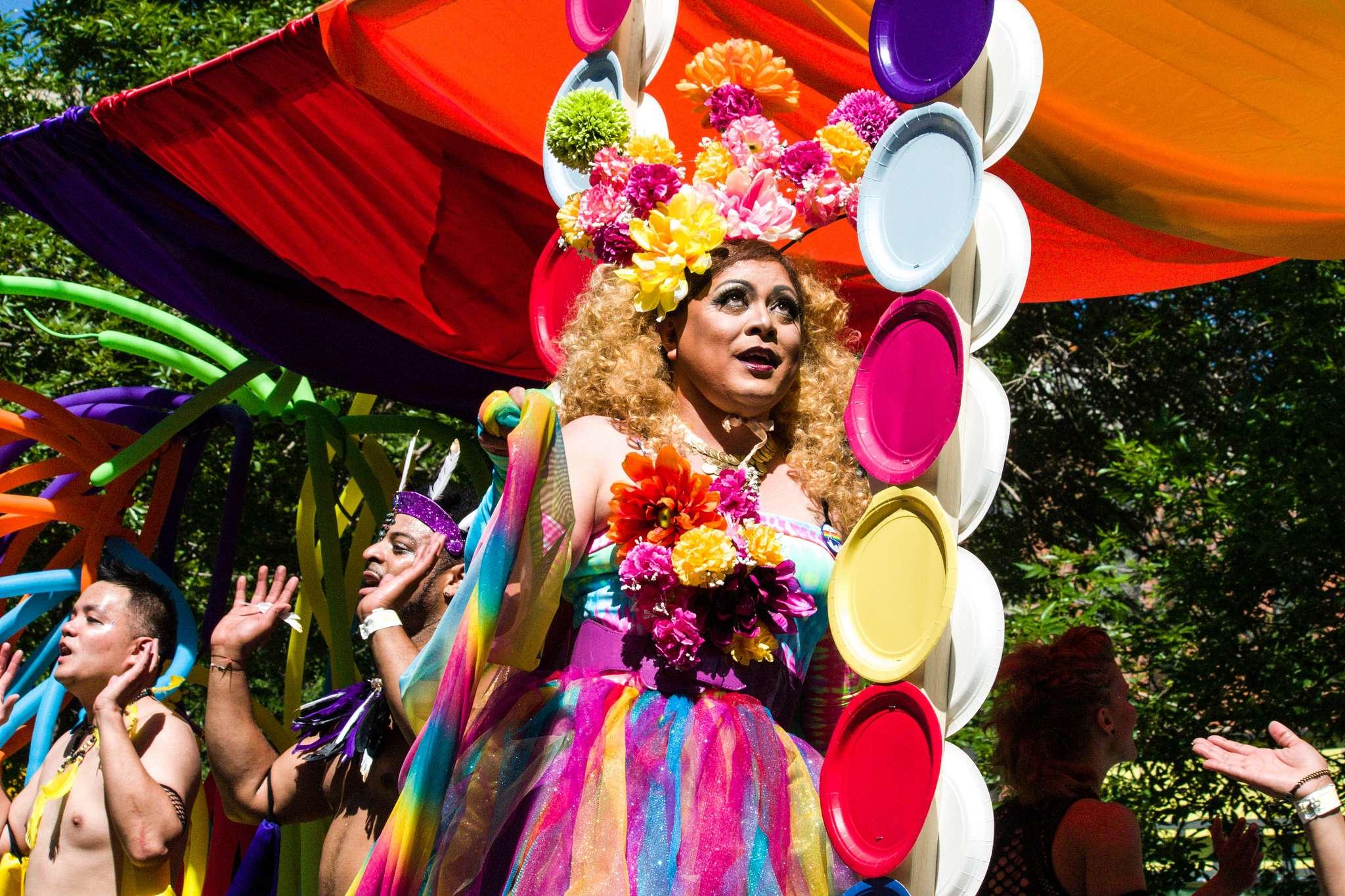 pride parade6 Edmonton Pride Parade 2016