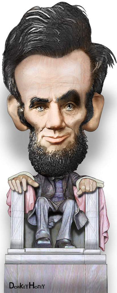 us presidents2 Funny Caricatures of US Presidents