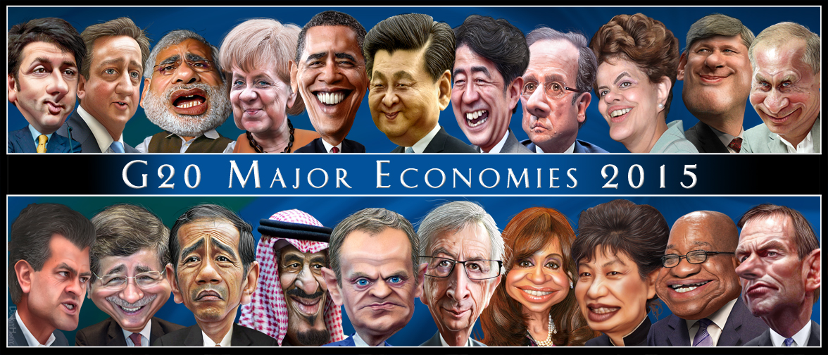 g20 The G20 Leaders   Who Rules The World ?
