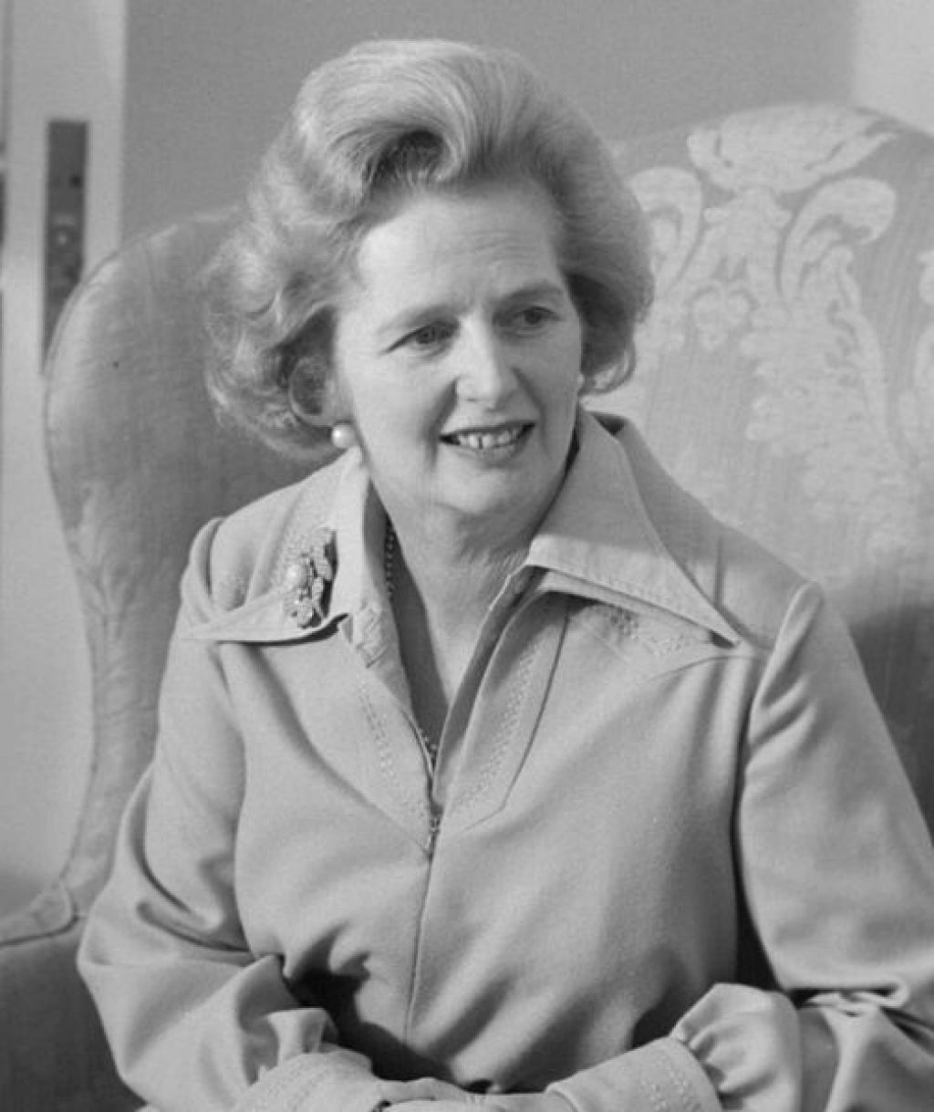 margaret thatcher1 The Iron Lady, Margaret Thatcher Has Died at 87