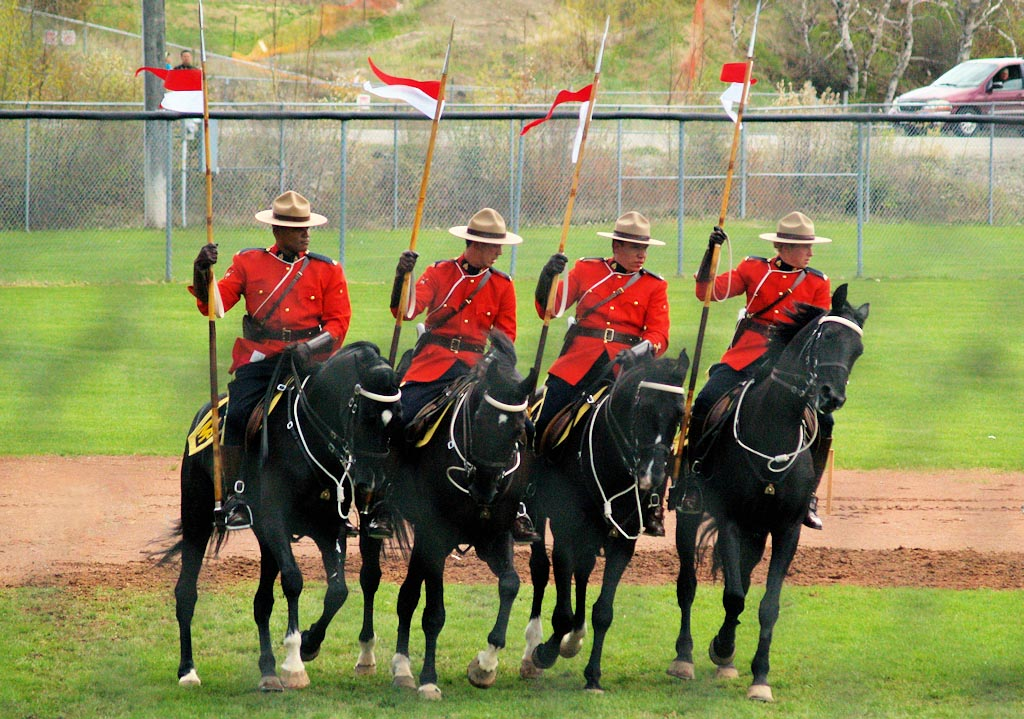 royal canadian mounted police11 The Royal Canadian Mounted Police (Mounties)