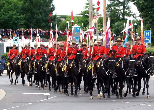 royal canadian mounted police6 The Royal Canadian Mounted Police (Mounties)