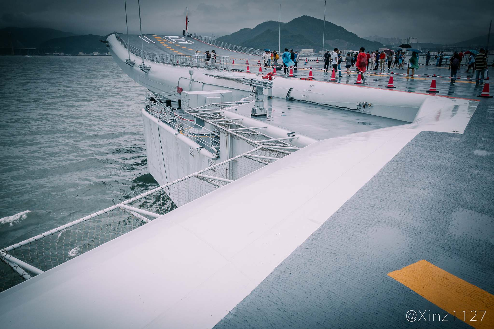 liaoning ship11 CV 16 Liaoning   Chinese aircraft carrier