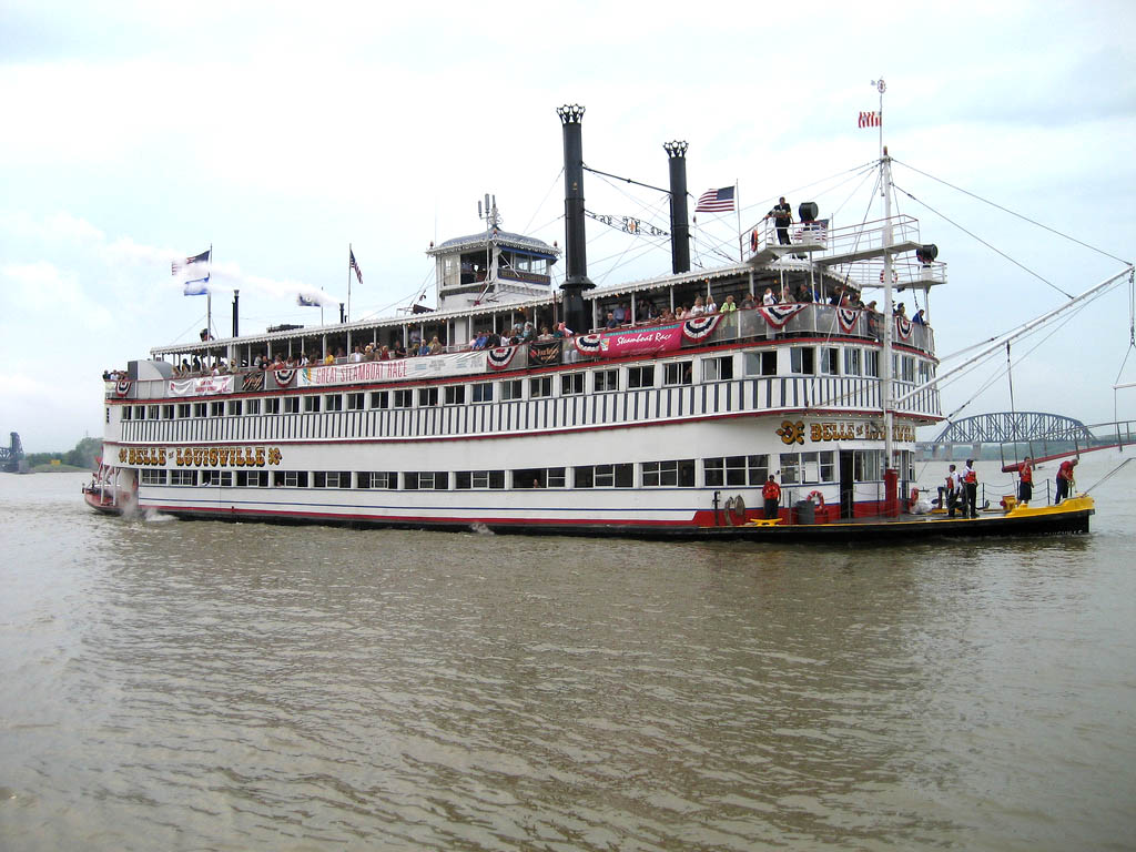belle louisville4 Historic Belle of Louisville, Kentucky