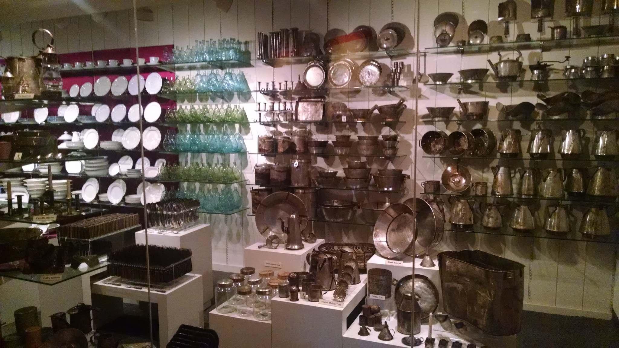 steamboat arabia3 History of Pioneering Midwest   Steamboat Arabia Museum in Kansas City