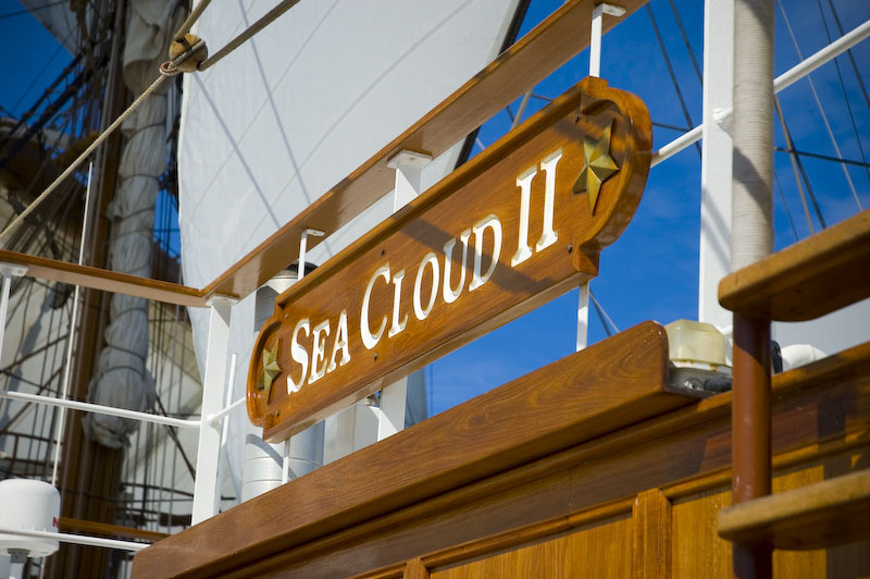 sea cloud ii11 Modern Ship Sea Cloud II With a Historical Touch