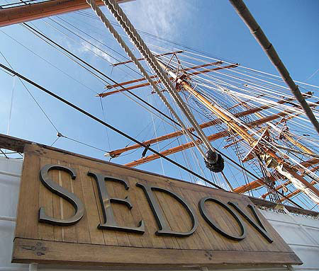 sedov1 Sedov   The Worlds Biggest Sailing Ship