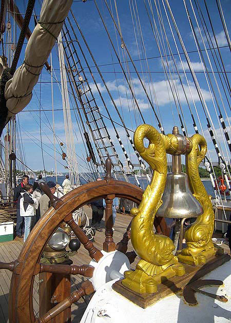 sedov2 Sedov   The Worlds Biggest Sailing Ship