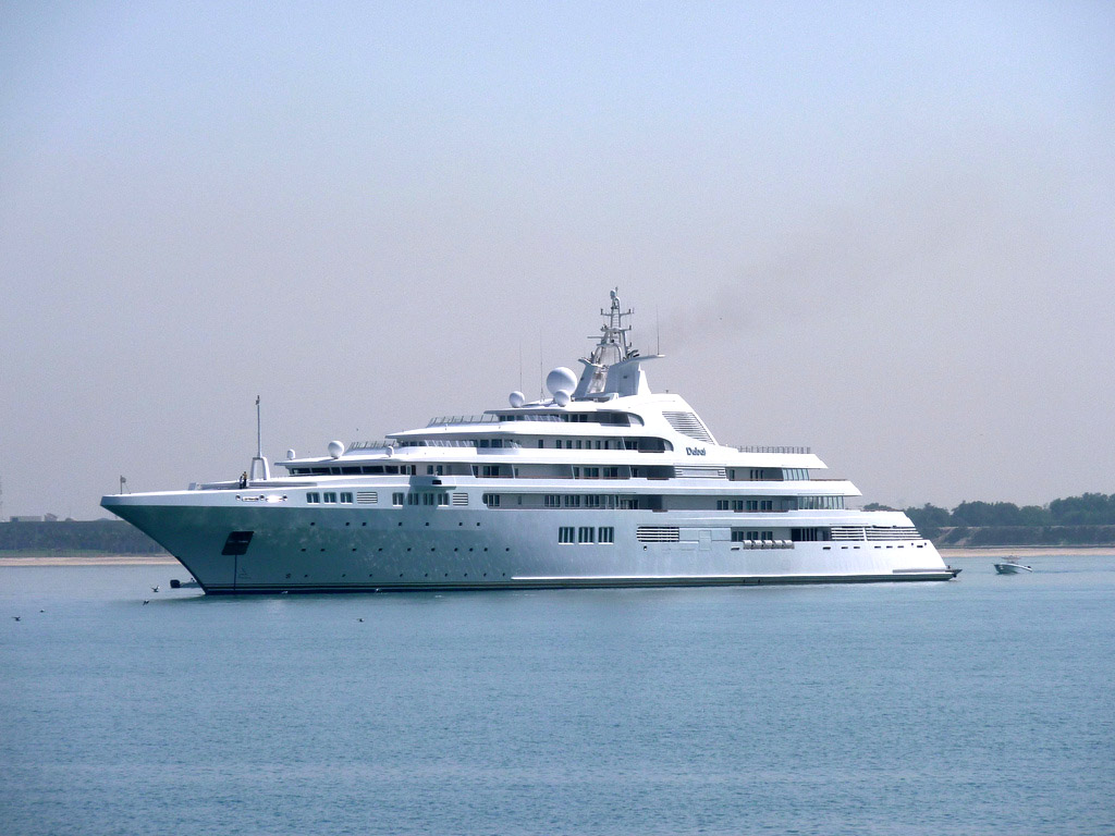 luxury yachts5 Top Three Biggest Exclusive Yachts