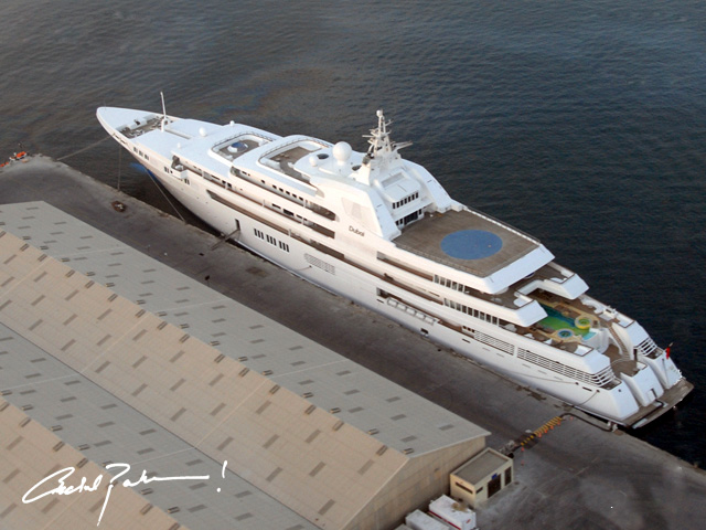 luxury yachts7 Top Three Biggest Exclusive Yachts